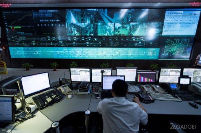Китайские власти за 7 минут нашли журналиста ВВС с помощью камер слежения
