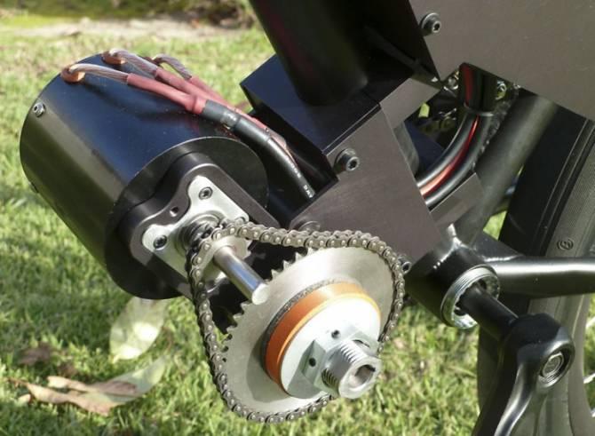 Мотор для велосипеда своими руками 30