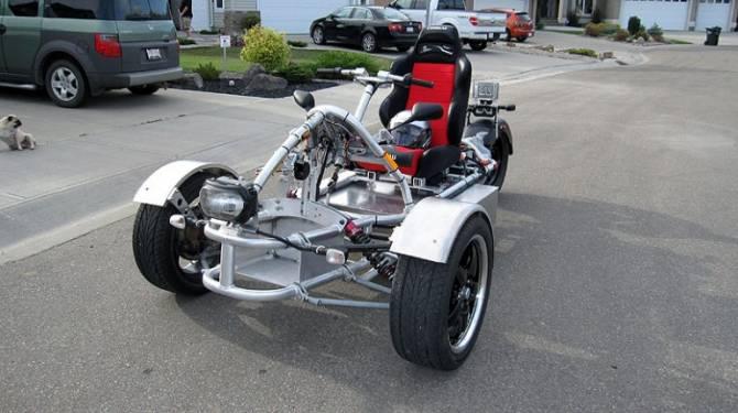 Электромобиль как сделать его 497