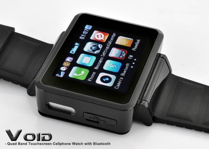 Часы сенсорные наручные телефон купить часы rado оригинал в интернет