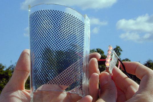 Солнечные батарейка своими руками