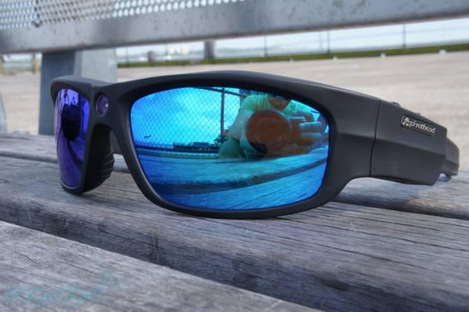 Очки с камерой от Pivothead (10 фото)