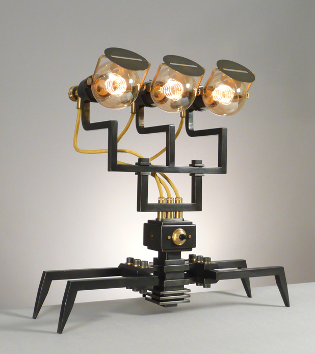 Креативные лампы от Франка Бухвальда (10 фото)