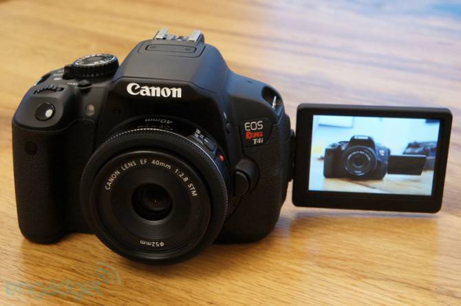 фото с canon eos 650d