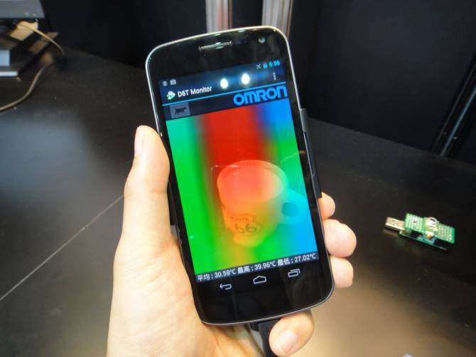 Тепловизор для смартфона (10 фото + видео)