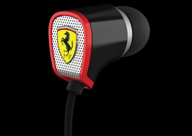 Блоги. Logic3 Ferrari - наушники в стиле одноимённого спорткара. Logic3, Ferrari, наушники