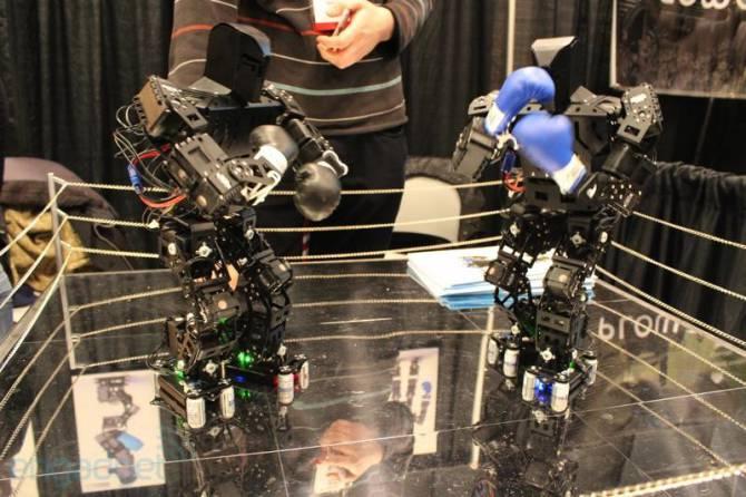 Скачать игру роботы боксеры через торрент