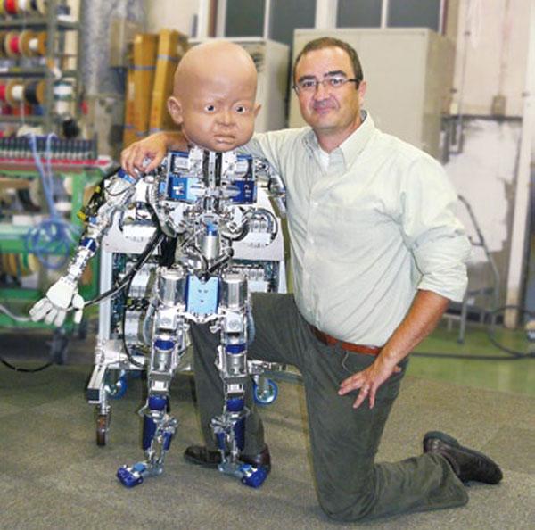 Как сделать робот ребенку