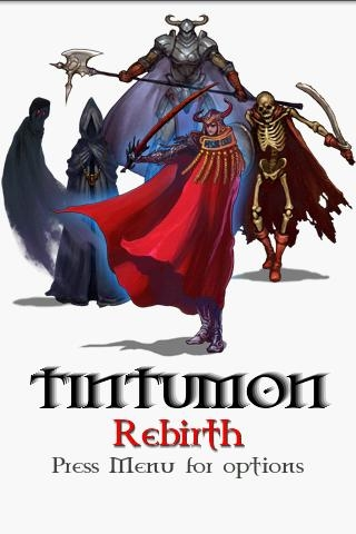 Tintumon: Rebirth