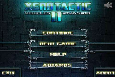 Xeno Tactic 2 v1.01 - Tower Defense