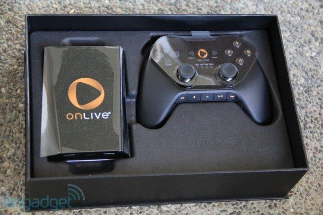 Игровая приставка OnLive (30 фото + видео)