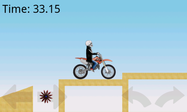 Dead Rider for Android v1.0.10 - Возмите байк и прокатитесь по невероятным трассам