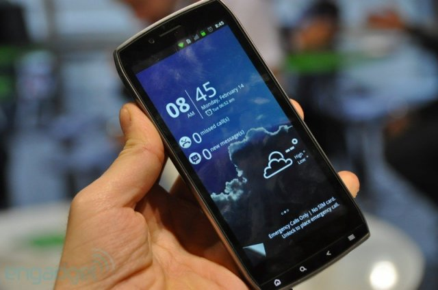 Acer Iconia Smart - гуглофон с рекордным размером экрана (25 фото + видео)