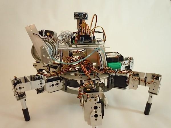 Создать робот своими руками