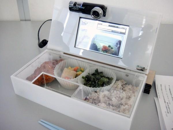 Как сделать контейнер для еды