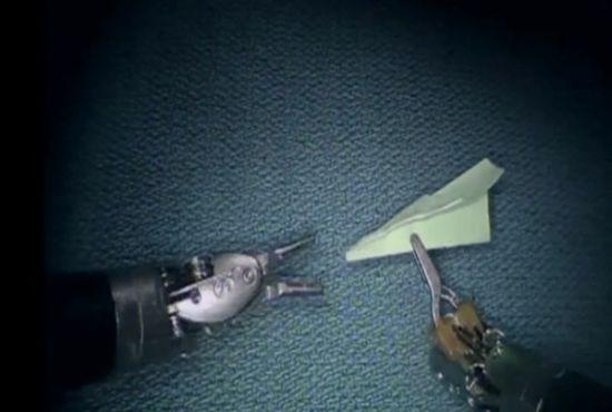Хирургический манипулятор Bored (видео)