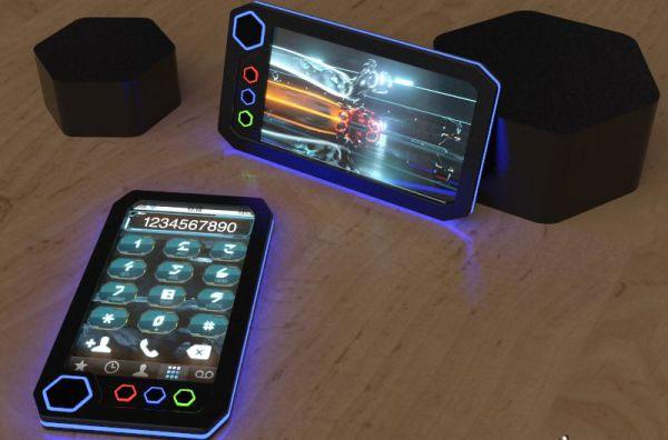 Красивые телефоны по дизайну