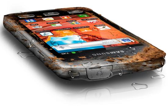 Samsung Galaxy Xcover - самый защищенный Android-смартфон (2 фото)