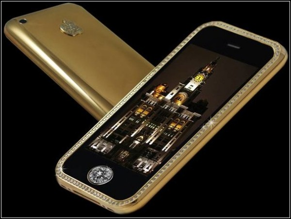 ТОП-10 гаджетов из чистого золота
