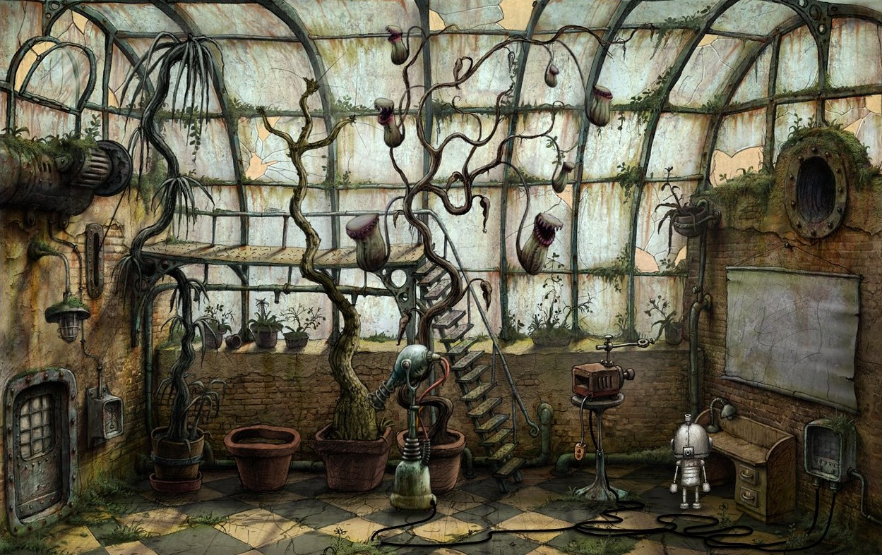 фото machinarium