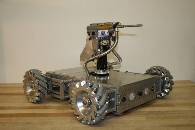 Как собрать робота своими руками в домашних условиях видео