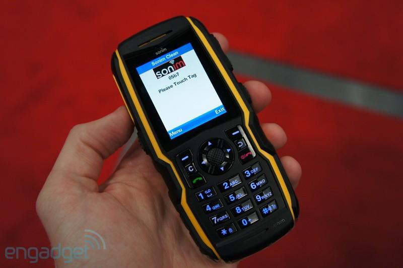 4 новых защищённых телефона от Sonim (30 фото
