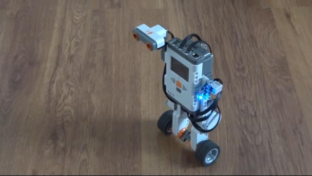 Гироскоп для конструктора Lego
