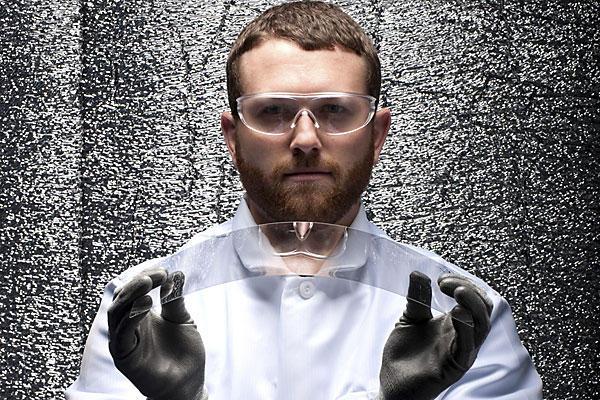 Lotus Glass – эра новых сверхпрочных сенсорных дисплеев