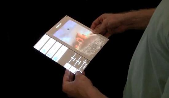Как сделать из бумаги сенсорный телефон видео