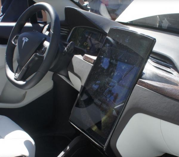 электроавтомобиль тесла видео