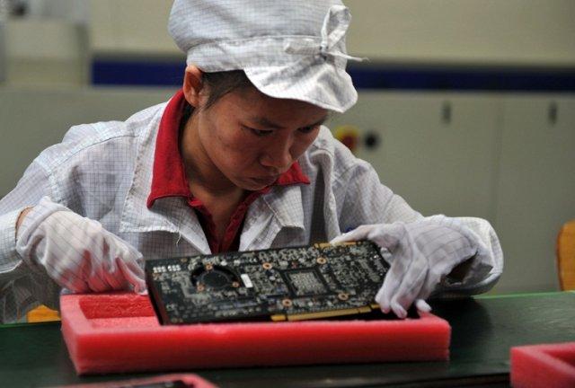 Apple рождается в Китае. Хождение по мукам