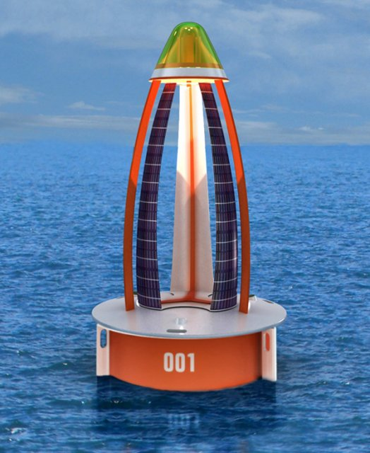Eco Friendly Buoy (5 pics)