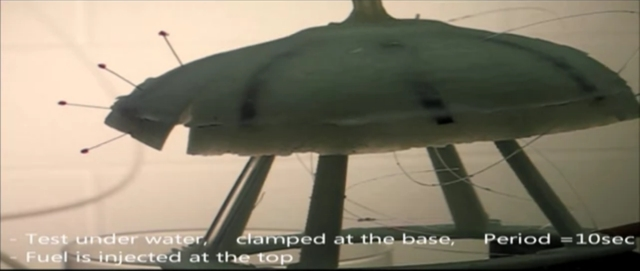 Робот-медуза (видео)