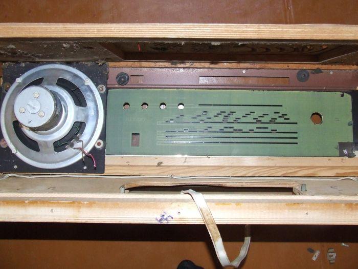 Что сделать из радиолы