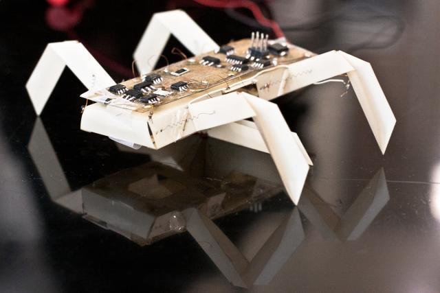 несущую конструкцию робота