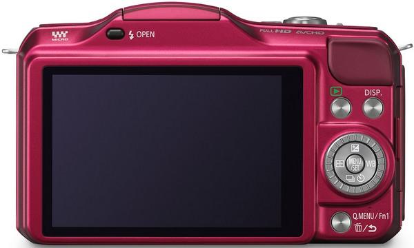 Panasonic Lumix DMC-GF5 - обновлённая версия беззеркальной камеры (6 фото)
