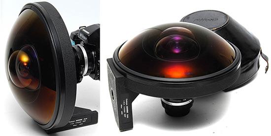 Самый широкоугольный в мире объектив от Nikon