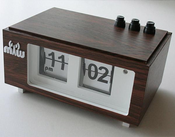 Часы flip clock купить