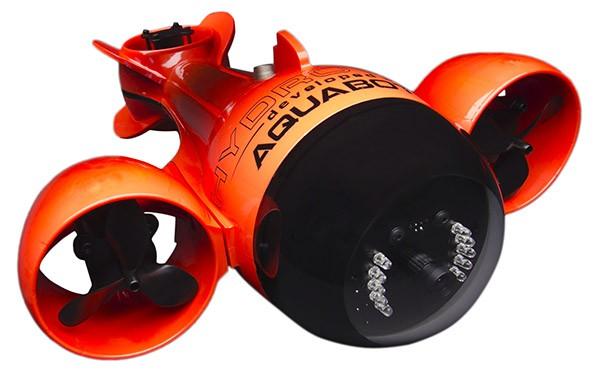 Подводный бот для ipad видео
