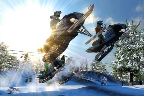 X Games SnoCross - снежные гонки » 24Gadget.Ru :: Гаджеты и технологии