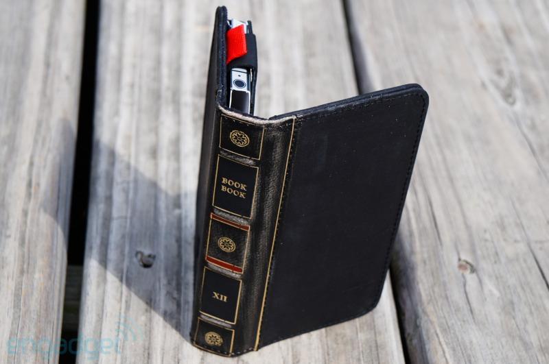 Как сделать чехол книжку для смартфона своими