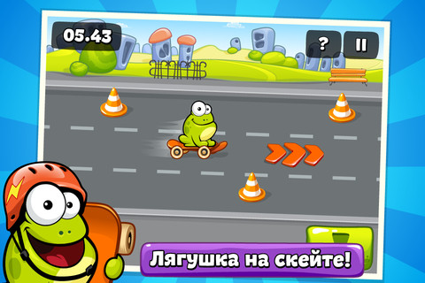 Tap The Frog 2. Летние лягушачьи игры