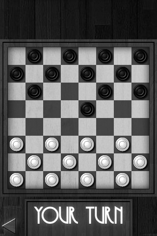 Checkers in Black and White - классические шашки