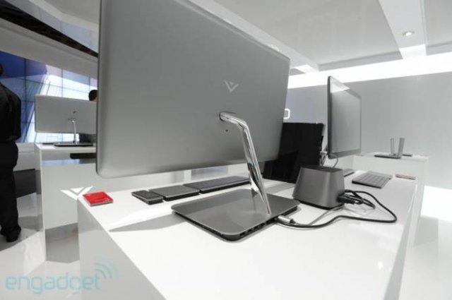 Первые ноутбуки и ПК от Vizio (12 фото)