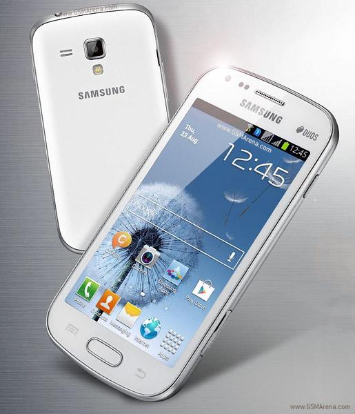 Samsung galaxy s duos s7562 первый хороший