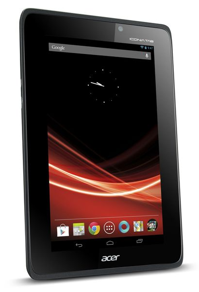Acer Iconia Tab A110 - 7-дюймовый планшет на базе Android 4.1 (3 фото)