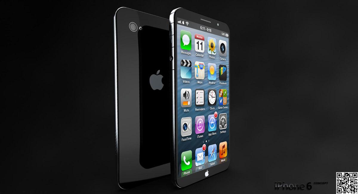 Концепт смартфона iphone 6 8 фото