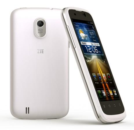 Анонс смартфона ZTE Blade III