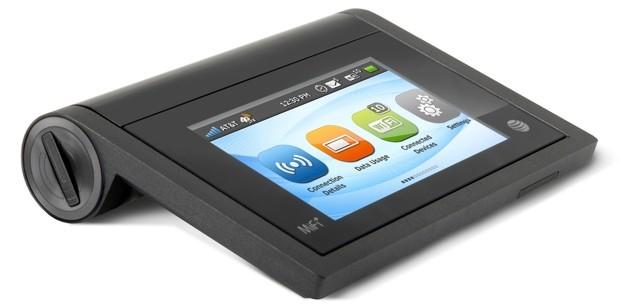 MiFi Liberate - 3G роутер c дисплеем (2 фото)
