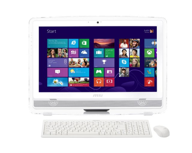 Моноблоки MSI Wind Top AE2282 и AE2282G (3 фото)
